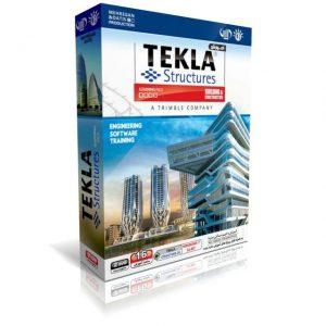 آموزش Tekla Structures