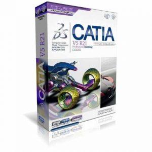 آموزش Catia نسخه V5 R21